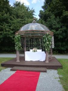 The Wedding Pagoda