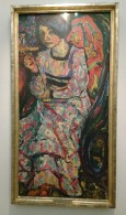 Emmy Frisch by Ernst Kirchner